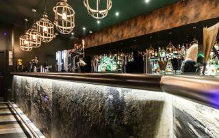 Stainles steel bar to in Venu, Pwllheli